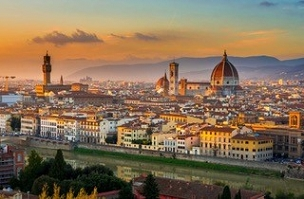 FLORENCE – The Cradle of Renaissance May 14, 2021 at 3 pm Chicago time (Repeat)