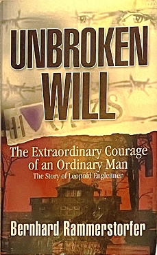 Unbroken Will - Paperback Original signed copy